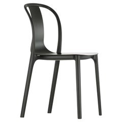 Vitra Belleville Chair in Black Ash by Ronan & Erwan Bouroullec