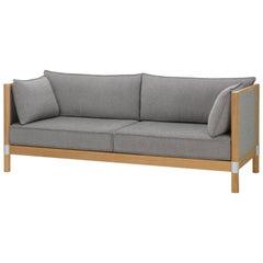 Vitra Cyl Fabric Sofa in Sierra Grey Plano by Ronan & Erwan Bouroullec