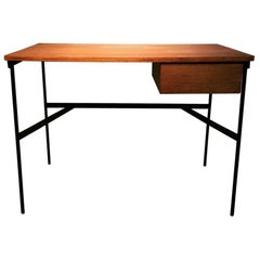 "Pierre Paulin 's Desk ""CM 174"" Produced by Thonet, circa 1960"