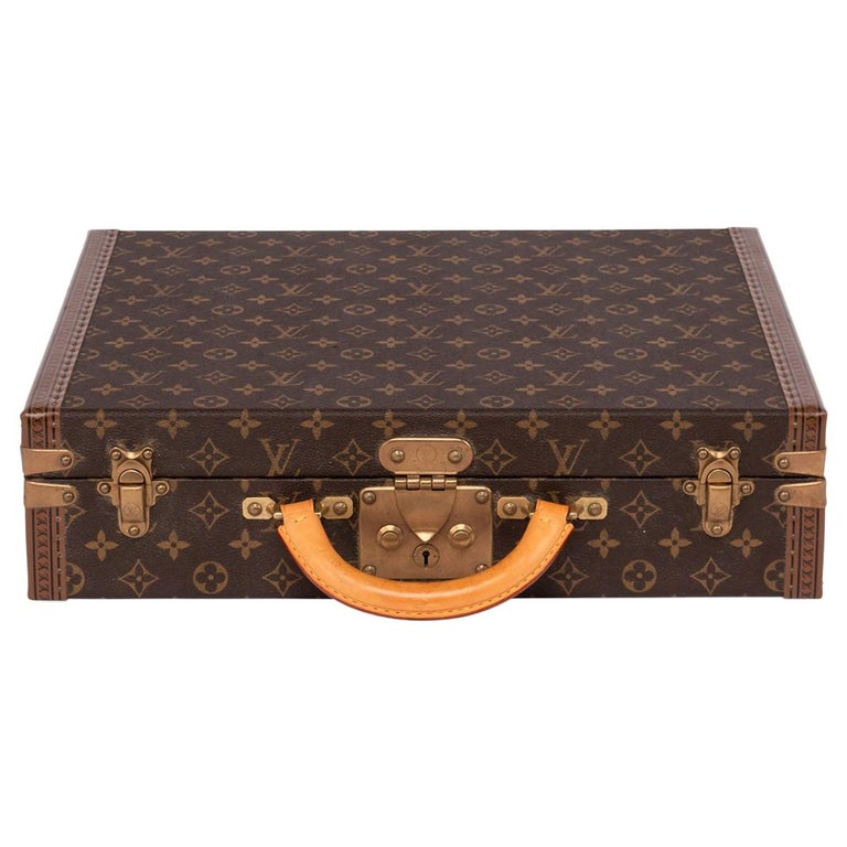 the latest 5935e 55b74 Late 20th Century Louis Vuitton Custom Fitted Watch Case, circa 1980