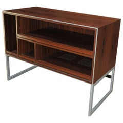 Rosewood Stereo or TV Cabinet Bang & Olufsen, 1960