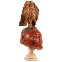 Igbo Dance Mask, Nigeria, 19th Century