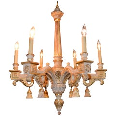 French Style Louis XVI Chandelier