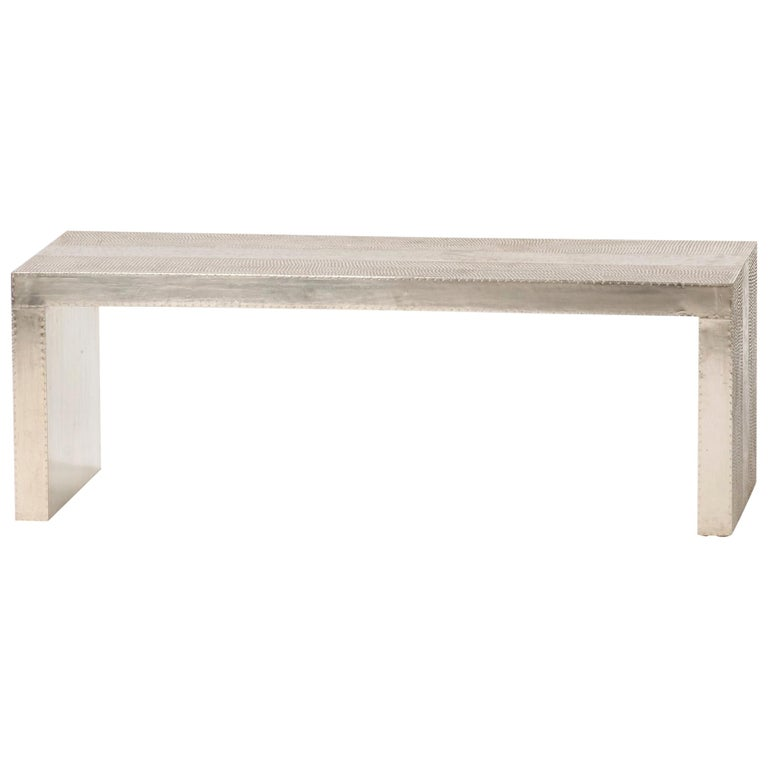 Low Rectangular Table For Sale