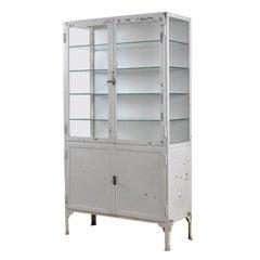 Vintage Medical Cabinet, 1940s