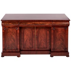 Fine Quality William IV Mahogany Sideboard
