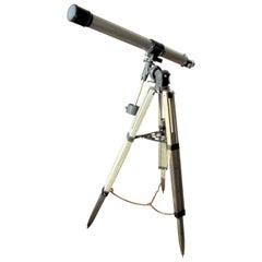 1969 Japanese Vintage Telescope Set Stein Optik Achromatic Coated Lens with Box