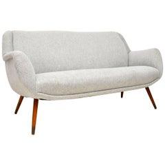 1950s Vintage Danish Sofa