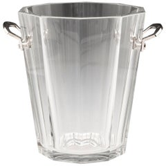 Art Deco Baccarat Champagne Bucket