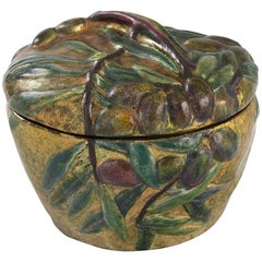 Tiffany Studios New York Enamel Box