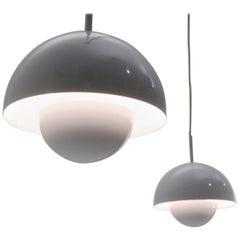 Midcentury Pendant Lamp by Egoluce, 1980s, Set of 2