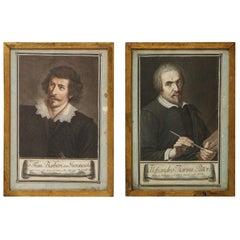 Pair of Italian Prints