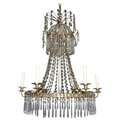 Antique Baltic Chandelier