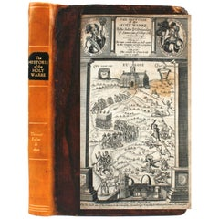 Historie of the Holy Warre by Thomas Fuller, Second Edition, circa 1640
