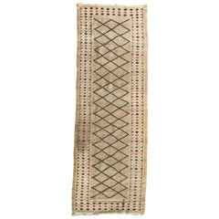 Beautiful Tribal Berber Moroccan Runner