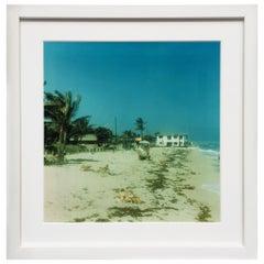 "Jack Pierson Photograph ""Hollywood Beach Fla. Lifeguard"""