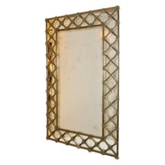 Art Deco Mantel Mirrors and Fireplace Mirrors