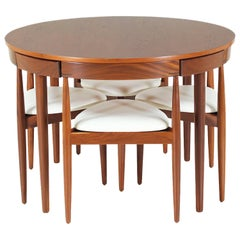 "Hans Olsen ""Roundette"" Dining Set for Frem Rølje"