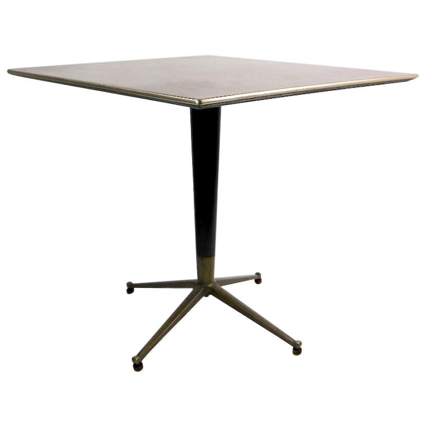 Cafe Dining Table after Ponti 6 Available