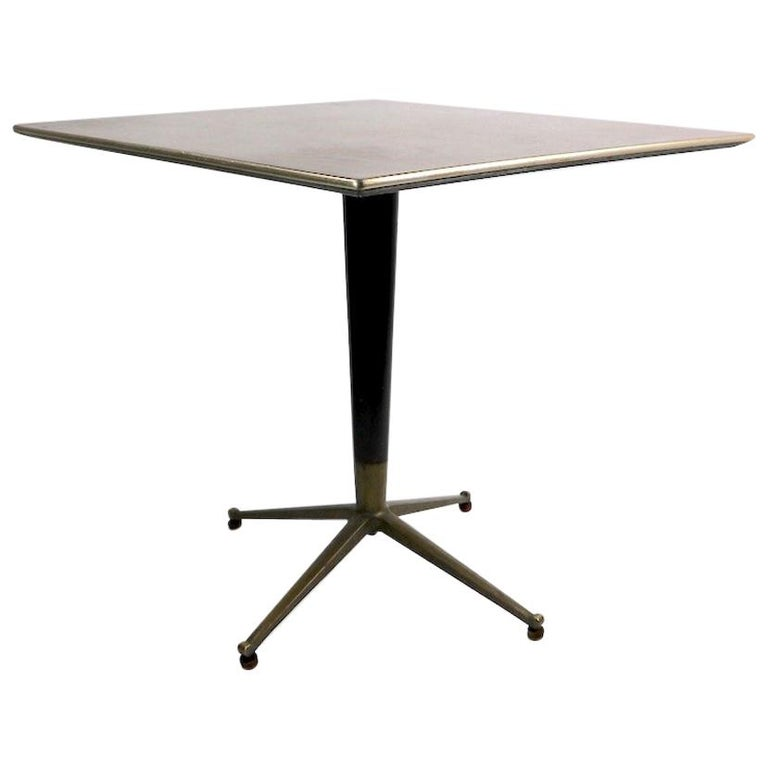Cafe Dining Table after Ponti 6 Available For Sale