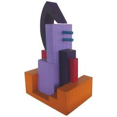 1980s Assemblage Sculpture by Wendy Vanderbilt Lehman