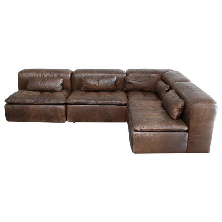 Cool Wk Mobel Model Wk 550 Vintage Leather Sofa Brown By Ernst Martin Dettinger Download Free Architecture Designs Salvmadebymaigaardcom