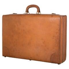 Pigskin Luggage by Boyle, circa 1940