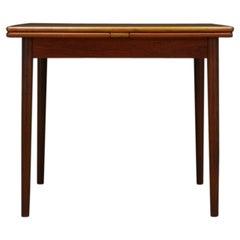 Vintage Dining Table Classic Retro Teak