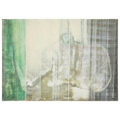 Alexander Zabavchik Oil on Canvas She Is Gone