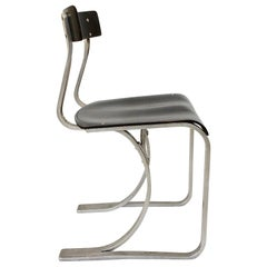 Marcel Breuer Rare Aluminium Chair, circa 1932