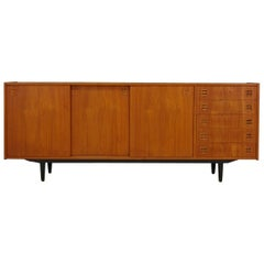 Teak Sideboard Danish Design 1960-1970 Retro