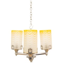 Art Deco Chandelier Light