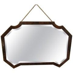 Mirror Art Deco Italy, 1920