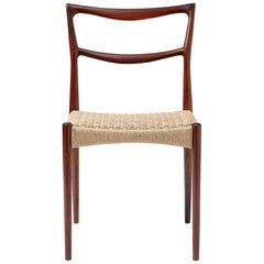 H.W. Klein Rosewood Side Chair, 1950s
