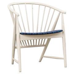Sun Feather Chair by Sonna Rosén for Nässjö Stolfabrik, 1950s