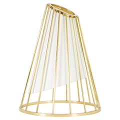Cone Lamp, Metal Table Lamb