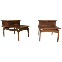 Altavista Lane Side Tables, 1950s