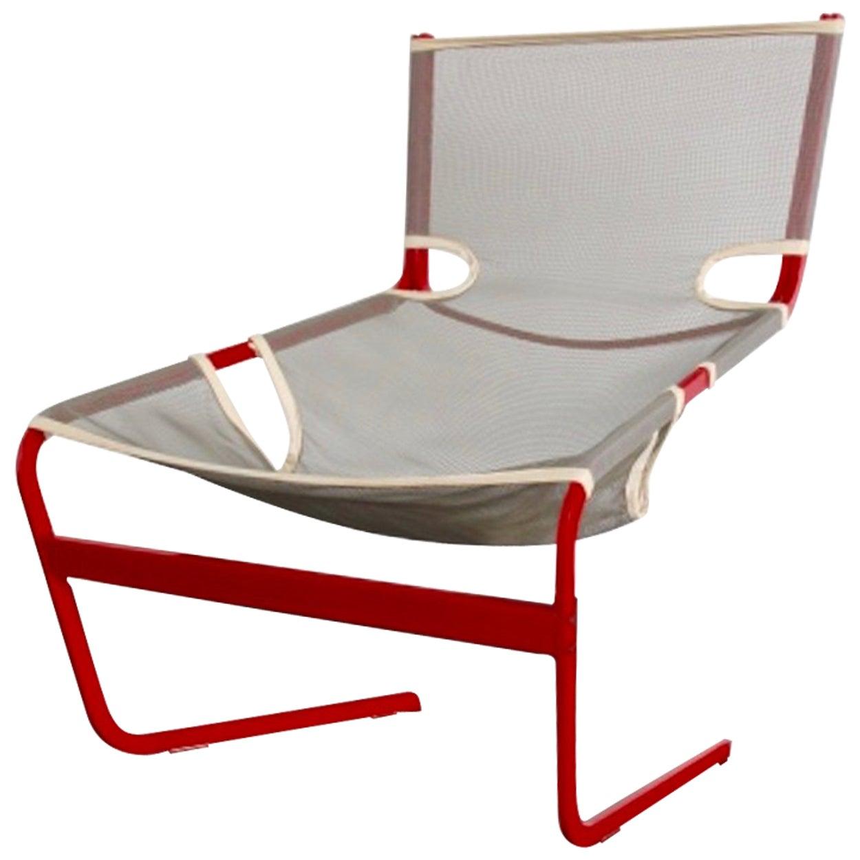 Rare Artifort F444 Chair by Pierre Paulin