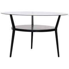 "Rare Friso Kramer ""Rotunda"" Table by Ahrend de Cirkel"