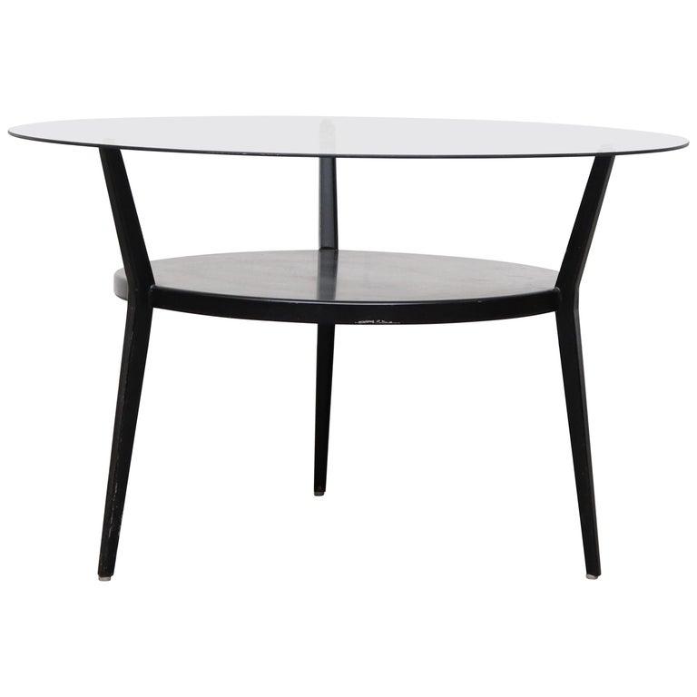 "Rare Friso Kramer ""Rotunda"" Table by Ahrend de Cirkel For Sale"
