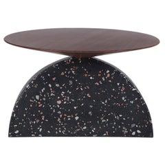 Colima Low Coffee Table Terrazzo, Contemporary Mexican Design