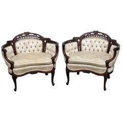 Pair of Louis XV Style Marquis