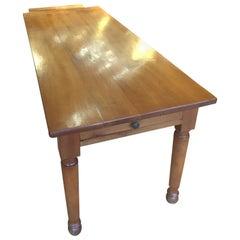 Farm Table, Cherrywood