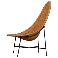Kerstin Hörlin-Holmquist Easy Chair Model Stora Kraal, 1960s