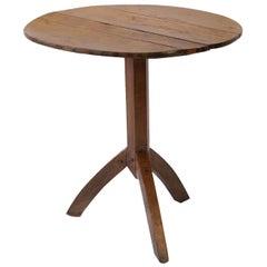 Charming Fruitwood Table du Vigneron
