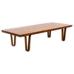 Edward Wormley for Dunbar Mid-Century Modern John Bench