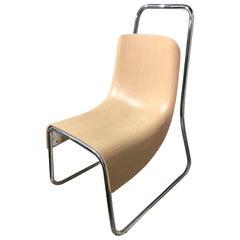 Modern Natural Baleri Littlebig Armless Chair by Jeff Miller