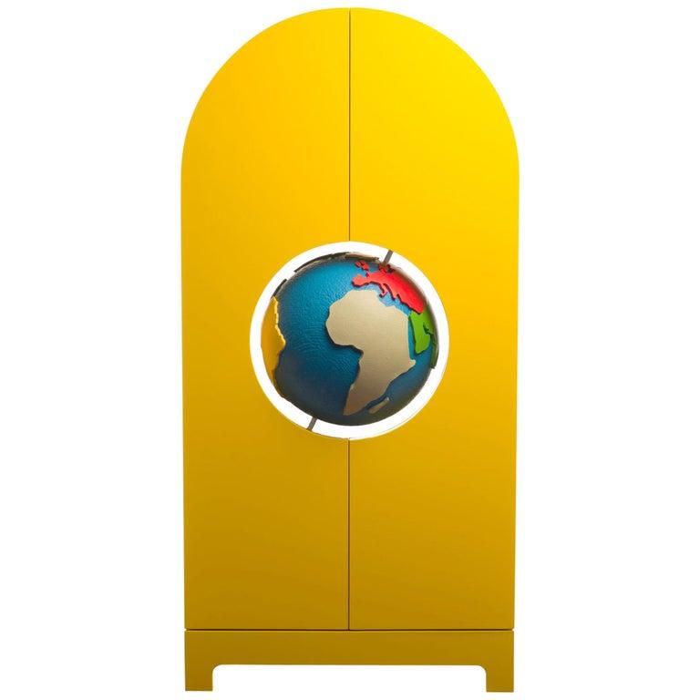 GUFRAM Globe Cabinet by Studio Job For Sale