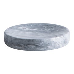 Soap Dish in Grey Bardiglio Marble