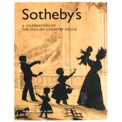 Sotheby's; a Celebration of The English Country House